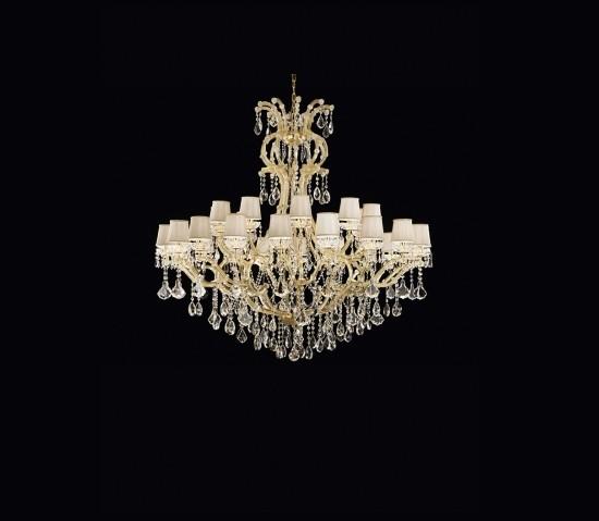 Renzo Del Ventisette – 14386/30 CP Pakabinamas šviestuvas  - 1