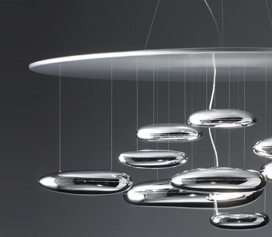 Artemide – Mercury Pakabinamas šviestuvas  - 3