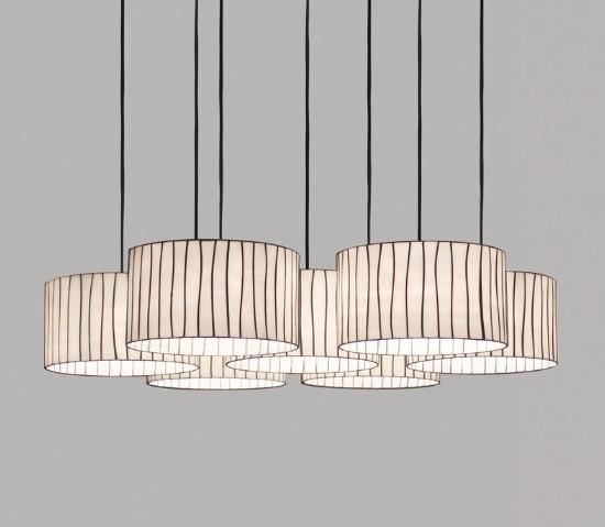 Arturo Alvarez – Curvas chandelier medium Pakabinamas šviestuvas  - 1