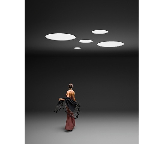 Vibia – Big Įleidžiamas šviestuvas  - 3