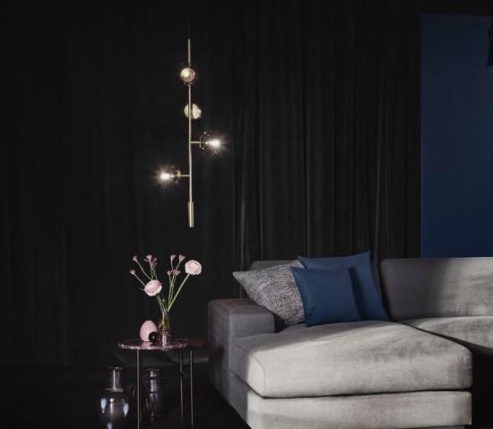 Bolia – Orb Lounge Pakabinamas šviestuvas  - 3