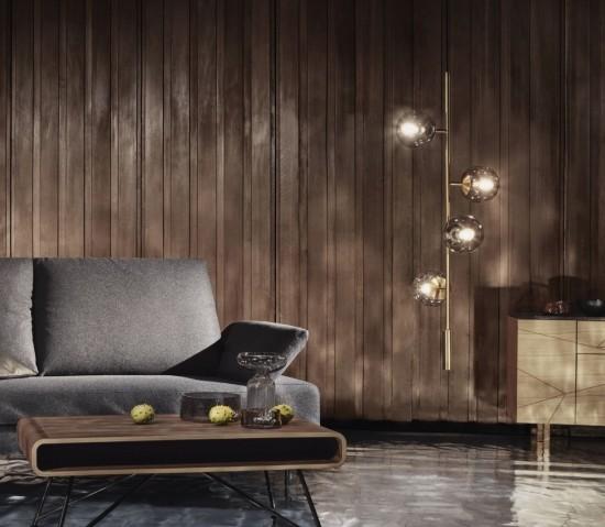 Bolia – Orb Lounge Pakabinamas šviestuvas  - 4