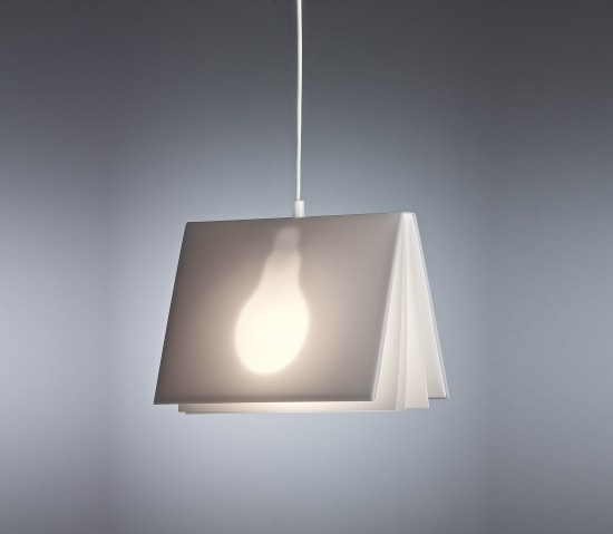 Tecnolumen – Book Light Pakabinamas šviestuvas  - 1