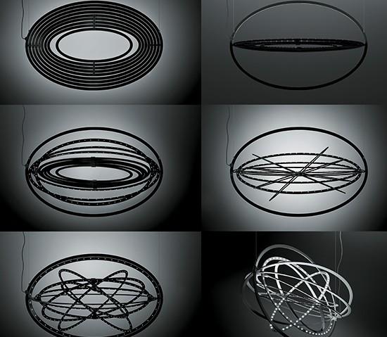 Artemide – Copernico Suspension Pakabinamas šviestuvas  - 2
