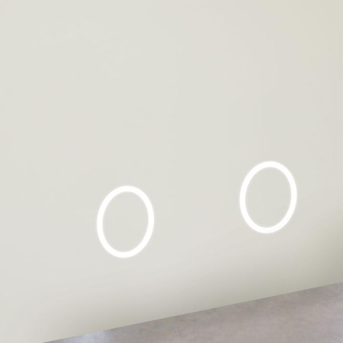 Flos – G – O Užglaistomas berėmis šviestuvas  - 3
