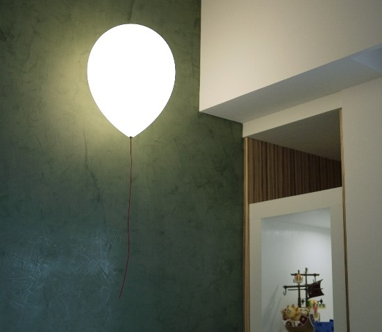 Estiluz – Balloon Sieninis šviestuvas  - 3