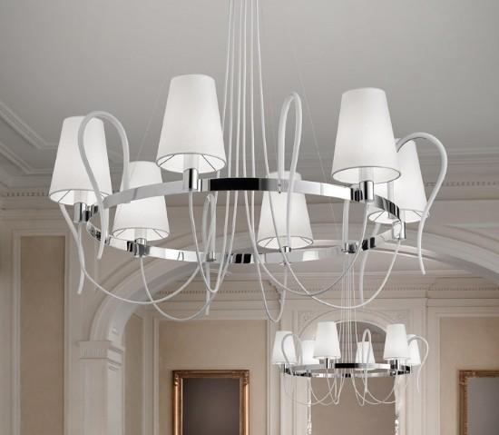 Evi Style – Rondo Pakabinamas šviestuvas  - 1