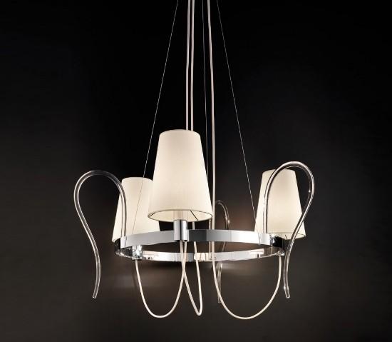 Evi Style – Rondo Pakabinamas šviestuvas  - 3