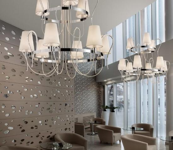 Evi Style – Rondo Pakabinamas šviestuvas  - 4