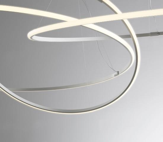 Fabbian – Olympic Pakabinamas šviestuvas  - 4