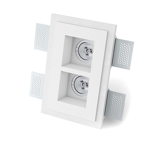 Novantadieci – Basic 4180A/B Priglaistomas šviestuvas  - 1