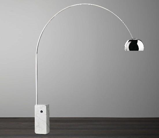 Flos – Arco Pastatomas šviestuvas  - 1