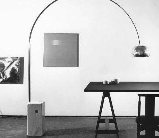 Flos – Arco Pastatomas šviestuvas  - 4