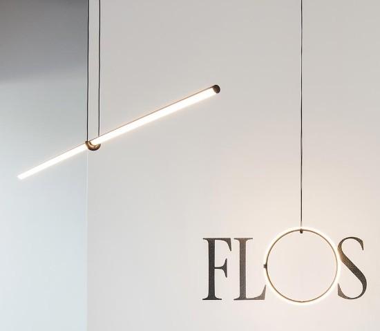 Flos – Arrangements Line Pakabinamas šviestuvas  - 3