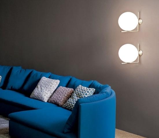 Flos – IC Lights Lubinis šviestuvas  - 2
