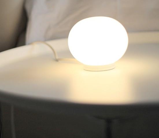Flos - Mini Glo Ball Table  - 1