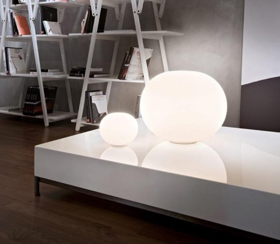 Flos - Mini Glo Ball Table  - 4