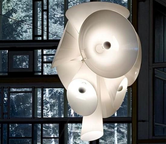 Flos – Nebula Pakabinamas šviestuvas  - 2