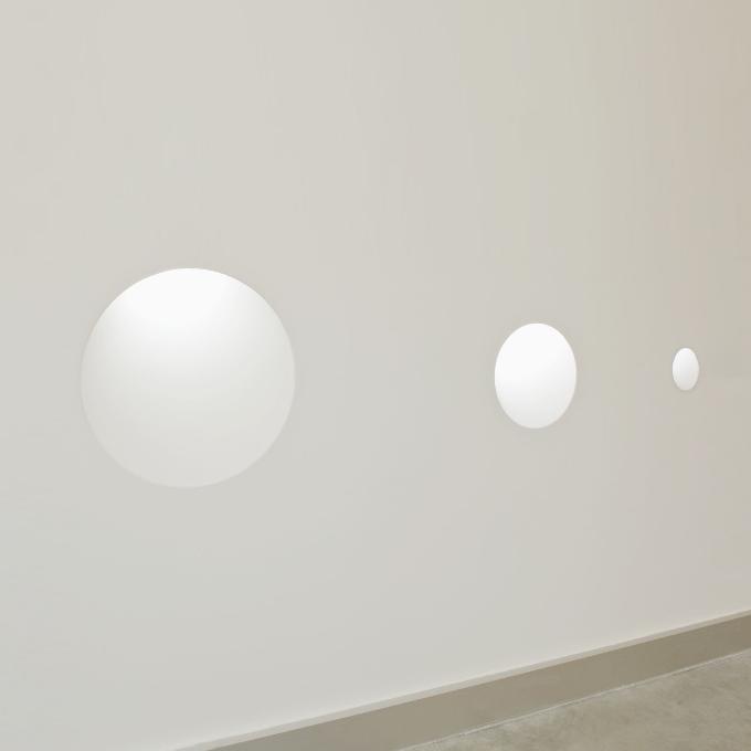Flos – Round Light Užglaistomas berėmis šviestuvas  - 1