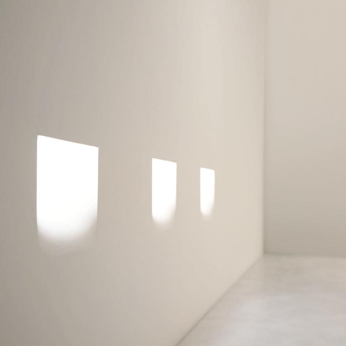 Flos – Square Light Užglaistomas berėmis šviestuvas  - 2