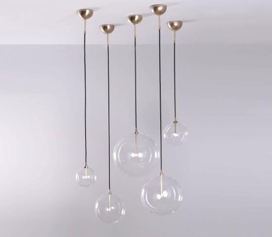 Schwung Home – Glass globe Pakabinamas šviestuvas  - 1