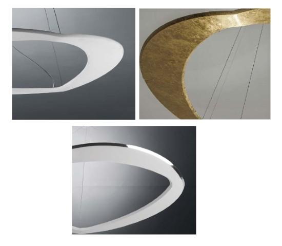 Icone – Diadema 1 Pakabinamas šviestuvas  - 4