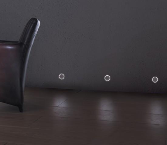 Icone – Ring Priglaistomas šviestuvas  - 1