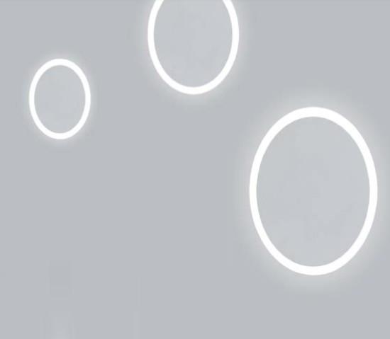 Icone – Ring Priglaistomas šviestuvas  - 2