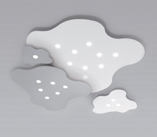 Icone – Nubes Lubinis šviestuvas  - 1