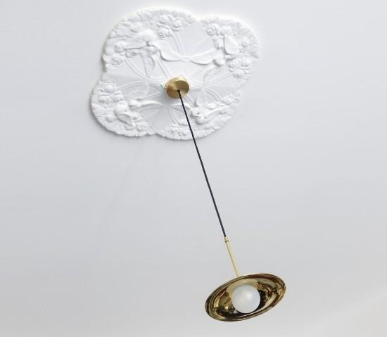 Intueri Light – Bullarum SS-1 Pendant with Disc Pakabinamas šviestuvas  - 2