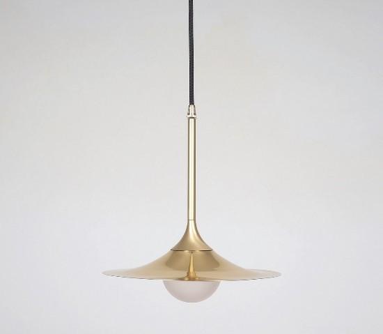 Intueri Light – Bullarum SS-1 Pendant with Disc Pakabinamas šviestuvas  - 1