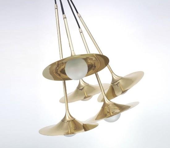 Intueri Light – Bullarum SS-1 Pendant with Disc Pakabinamas šviestuvas  - 3