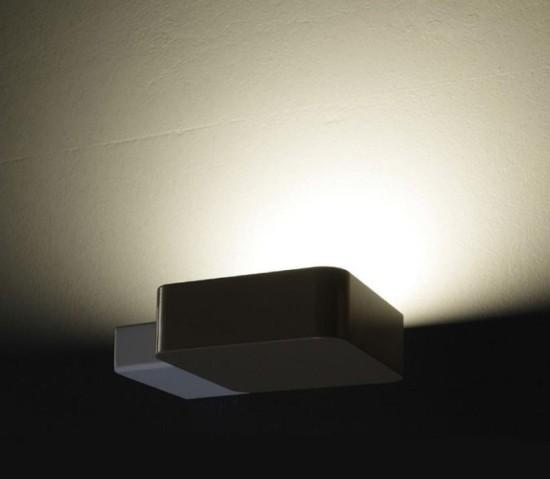 Itama – Aluled Square Sieninis šviestuvas  - 1
