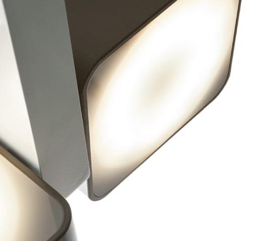Itama – Aluled Square Sieninis šviestuvas  - 3
