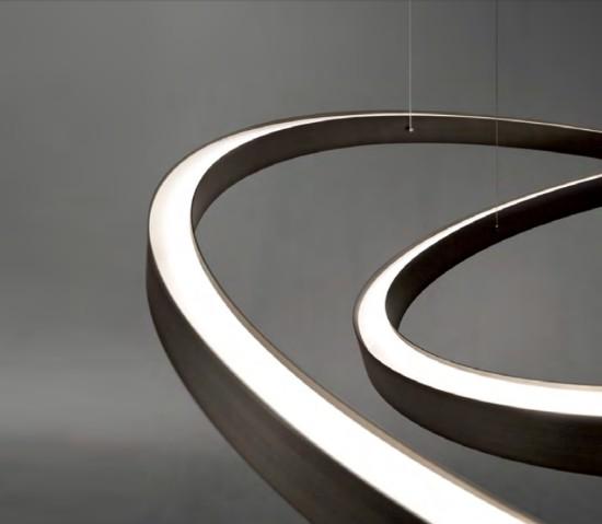 Šviestuvas Light4 – Ring Pakabinamas šviestuvas  - 3