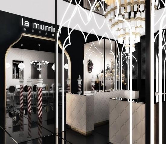 La Murrina – Python Pakabinamas šviestuvas  - 4