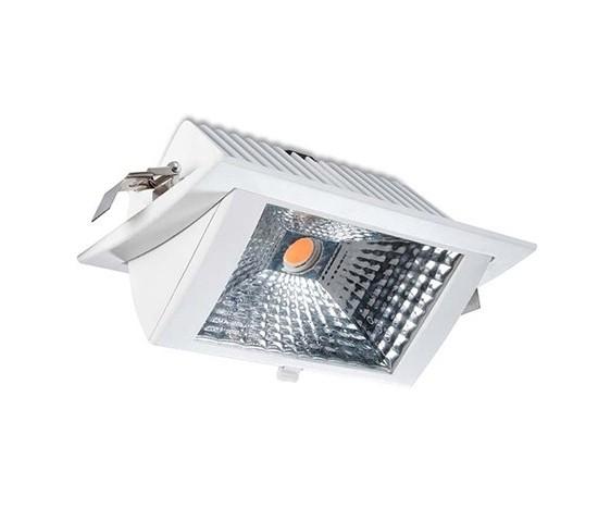 Leds-C4 – Out square Įleidžiamas šviestuvas  - 2