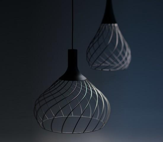 Linea Light – Mongolfier_P1 Pakabinamas šviestuvas  - 3
