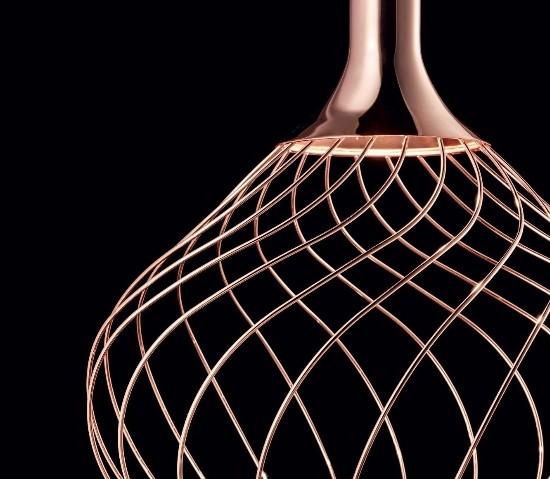 Linea Light – Mongolfier_P3 Pakabinamas šviestuvas  - 2
