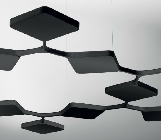 Linea Light - Quad P12 Pendant  - 2