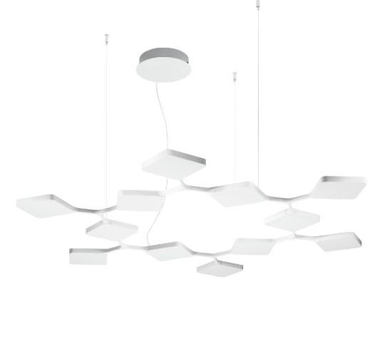Linea Light - Quad P12 Pendant  - 3