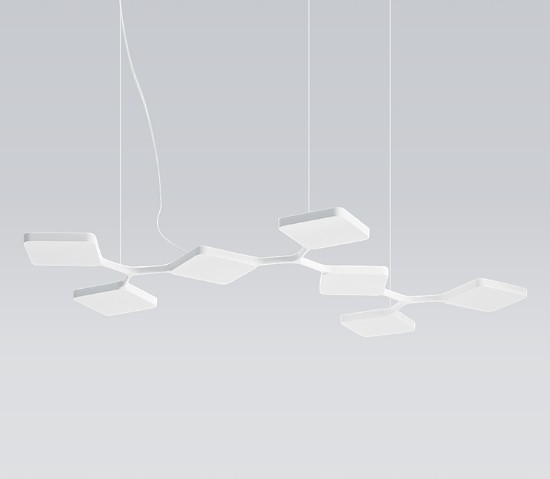 Linea Light - Quad P7 Pendant  - 1