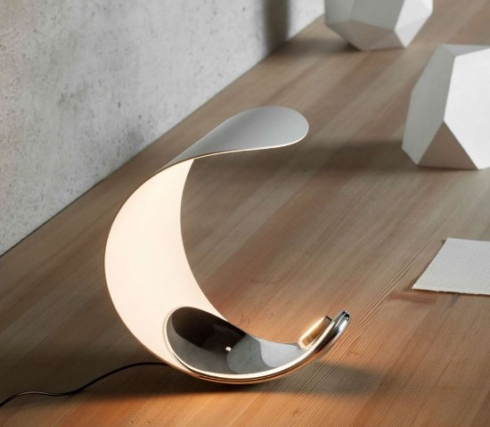 Luceplan - Curl Table  - 1