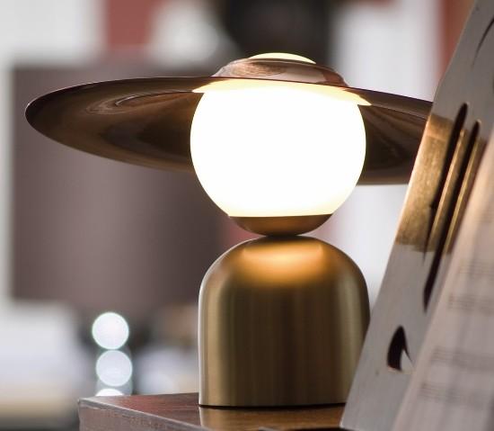Intueri Light – BonBon with Disc Stalinis šviestuvas  - 2