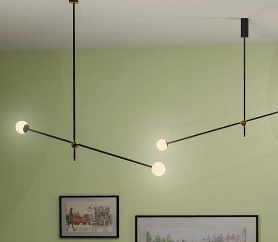 Intueri Light – Bullarum SI-2 Pakabinamas šviestuvas  - 4