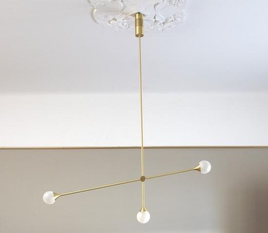 Intueri Light – Bullarum SI-3 Pakabinamas šviestuvas  - 1