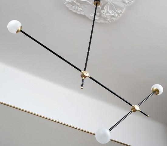 Šviestuvas Intueri Light – Bullarum ST-3 Pakabinamas šviestuvas  - 2
