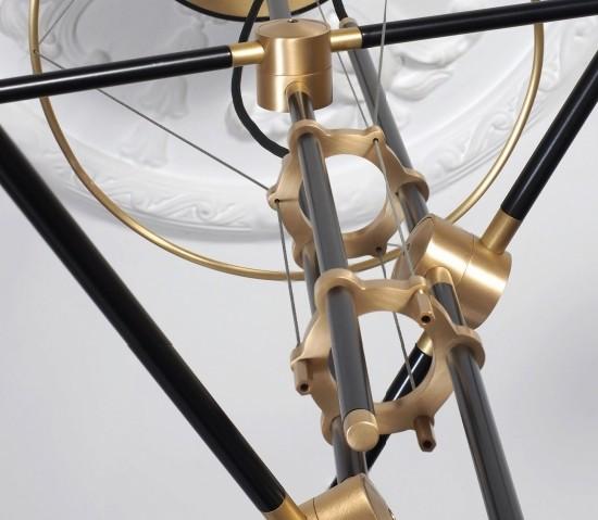 Intueri Light – Bullarum ST-9 Pakabinamas šviestuvas  - 4