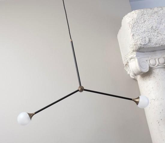 Intueri Light – Bullarum Y-2 Pakabinamas šviestuvas  - 1
