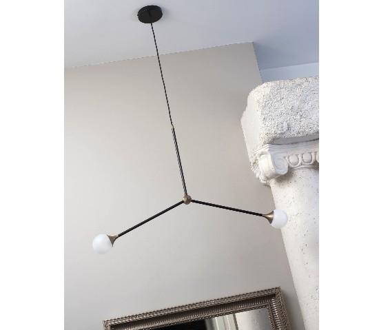 Intueri Light – Bullarum Y-2 Pakabinamas šviestuvas  - 2